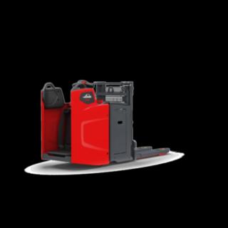 Der elektrische Hochhubwagen D10 FP von Linde Material Handling