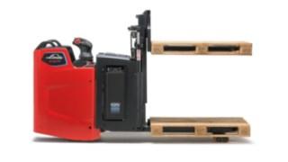Die Geschwindigkeitsoptimierung des D10 FP von Linde Material Handling erhöht die Leistung des Fahrzeugs.