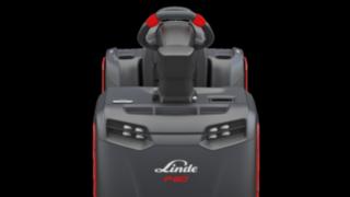 Der Elektroschlepper P40 - P60 C von Linde Material Handling kann mit verschienen LED-Lichtoptionen ausgestattet werden.