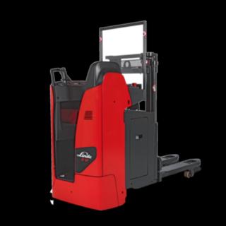 Hochhubwagen D12 S/SF von Linde Material Handling