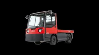 Elektro-Plattformwagen W20 von Linde Material Handling