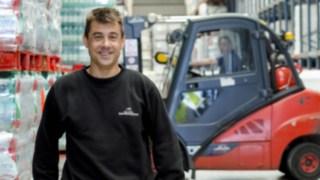 Javier Navarro Logistik Manager bei Agua Mineral