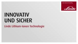 Video über die Sicherheit bei Lithium-Ionen Technologie