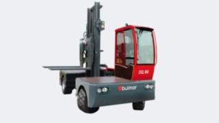 BULMOR Diesel Seitenstapler
