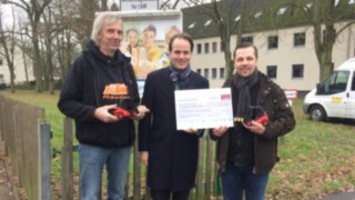 Willenbrock Spendenübergabe St. Petri Kindergarten