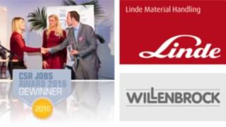 CRS Jobs Award 2016 für Willenbrock Fördertechnik
