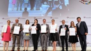 Die Willenbrock Fördertechnik Holding GmbH hat am 25. Juni 2019 in Berlin aus den Händen von Bundesfamilienministerin Dr. Franziska Giffey das Zertifikat zum audit berufundfamilie erhalten.