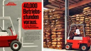 Willenbrock und Linde - Anzeige aus damaliger Zeit