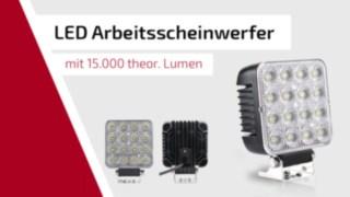 Willenbrock LED Scheinwerfer Angebot