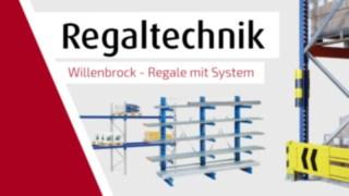 Willenbrock Regaltechnik - Für Ihren Einsatz das passende Regal